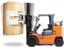Load Bearing Forklift Clamp Safety Training Toyota Lift