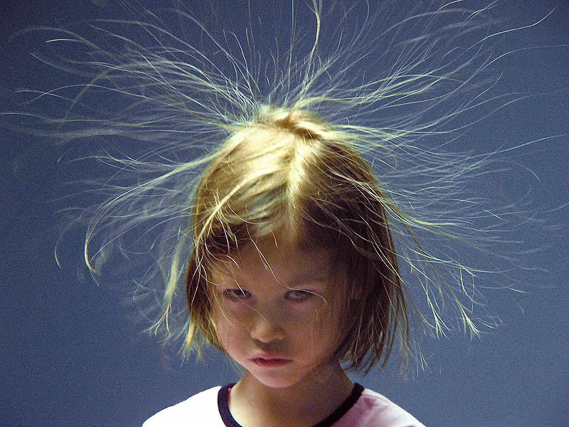 Worry About Static Electricity When Working On A Forklift