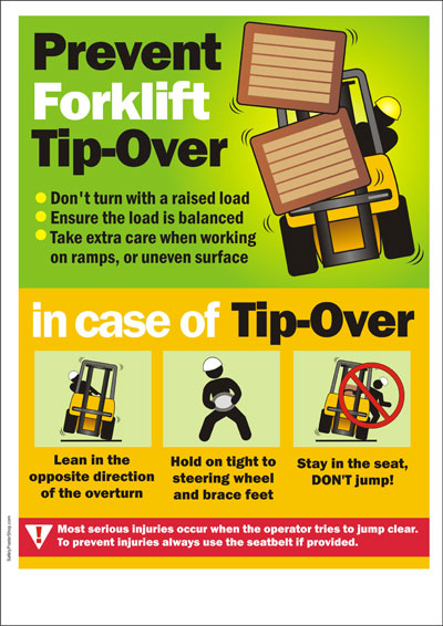 forklift safety  priceless  reason toyota lift equipment