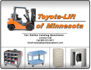 warehouse equipment and supplies