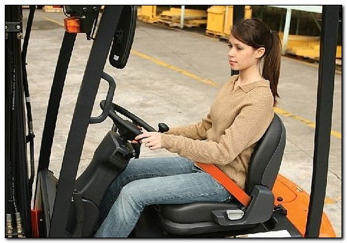 Free Offer Forklift Safety Toyota Lift Equipment