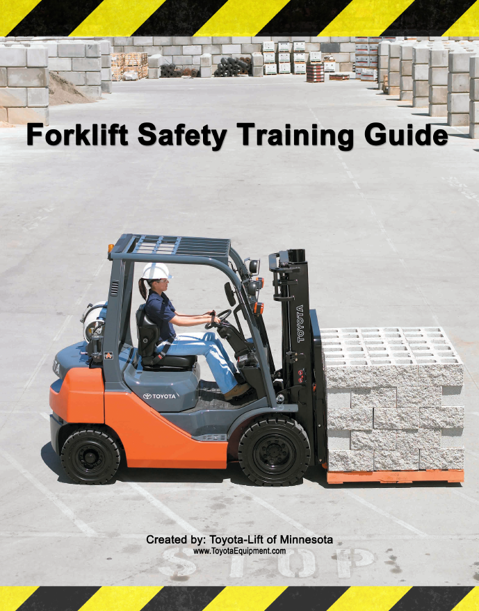 5 Things Your Boss Expects You Know About Forklift Safety