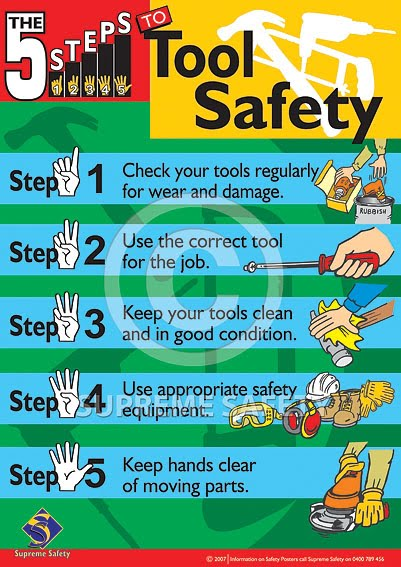 Hand safety. Tool kit - online presentation |Hand Safety Tips