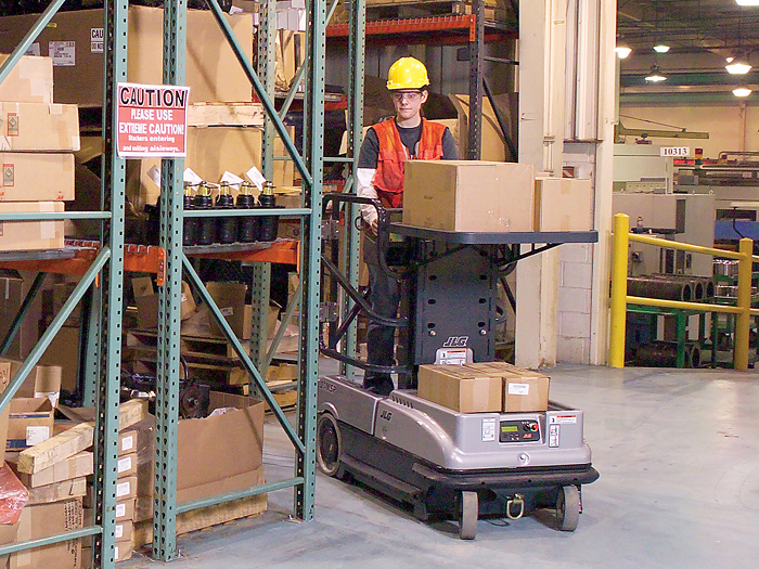 Stock Pickers: There are Better Ways - Toyota Lift Equipment