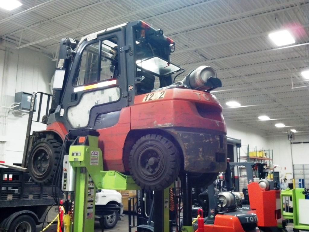 How Often Should You Replace Your Forklift Toyota Lift