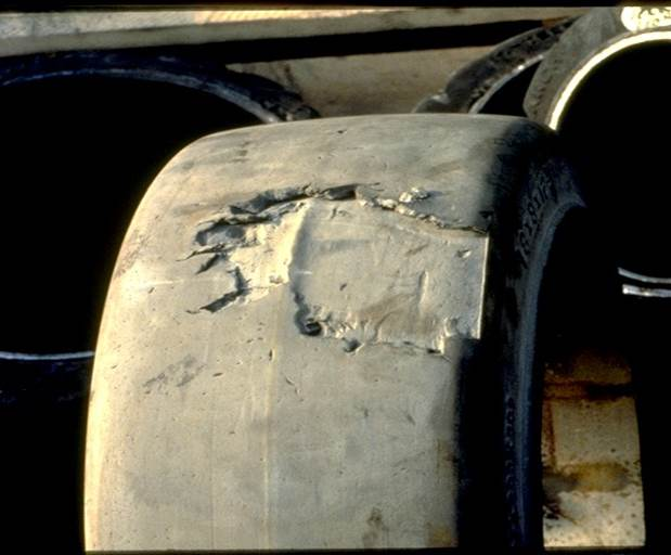 More Trouble With Forklift Tires