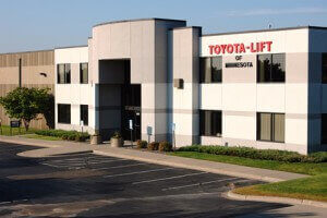 Toyota Forklift Sales and Rentals in Minneapolis MN