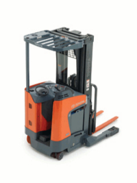 8 series toyota lift reach truck