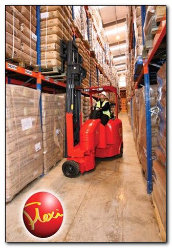 Flexi G4 Very Narrow Aisle Forklift Truck For Sale In