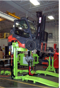Toyota Forklift And Lift Truck Maintenance Services