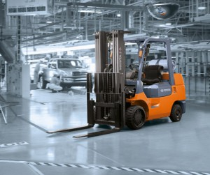 toyota forklift for lease