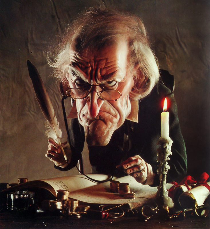 Forklift safety and the scrooge affect