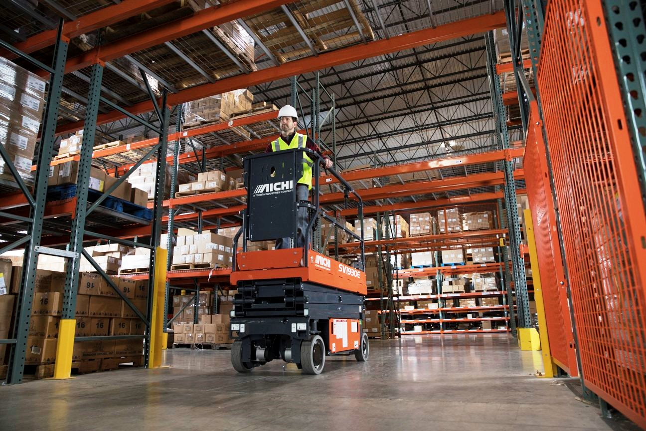 Scissor Lifts What Goes Up Safely Comes Down Safely