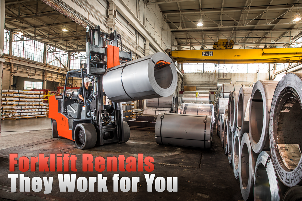 Forklift Rentals Whats Your Role In The Agreement
