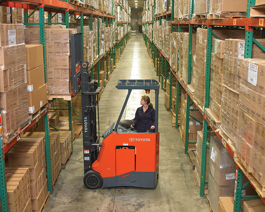 Warehouse Aisles Width: A Formula to Maximize Your Space