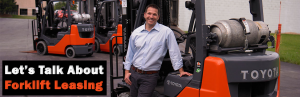 talk about forklift lease leasing