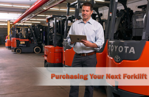 purchasing or buy toyota forklift