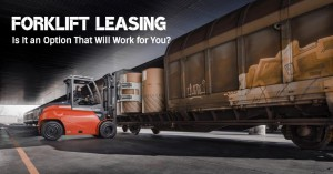 toyota forklift lease leasing